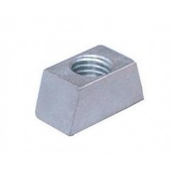 Wedge Nut M6 W/N BZP (BOX OF 100 PCS)