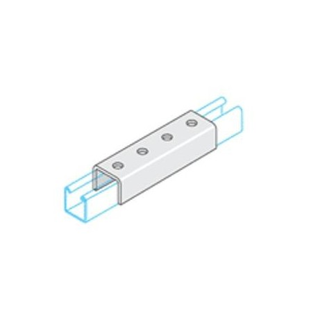 Channel Coupler External Shallow