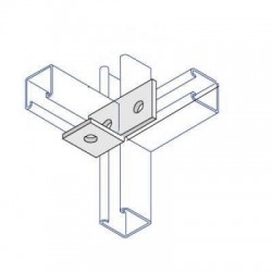 RIGHT ANGLE TEE LEFT HAND HDG AI015 (BOX OF 25 PCS)
