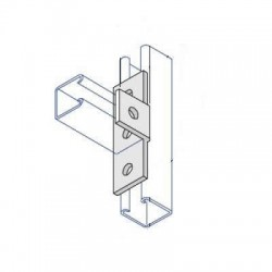 RIGHT ANGLE TEE CENTER HDG AI017 (BOX OF 25 PCS)
