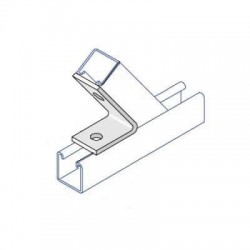 CHANNEL BRACKET ACUTE ANGLE HDG AI024