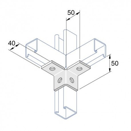 RIGHT ANGLE WING HDG AI064