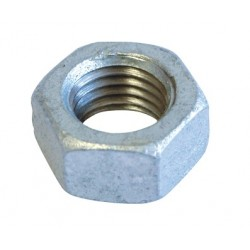 HEX NUT M6 HDG