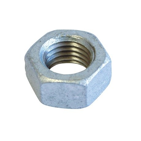 HEX NUT M12 HDG