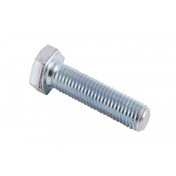 HEXAGON HEAD SET SCREW M12×30 BZP (BOX OF 100 PCS)