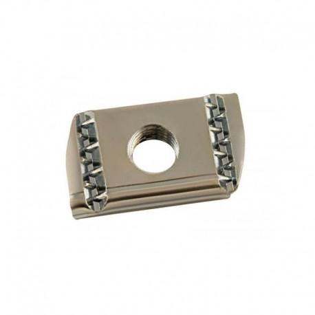 M12X9 PLAIN CHANNEL NUT HDG (BOX OF 100 PCS)