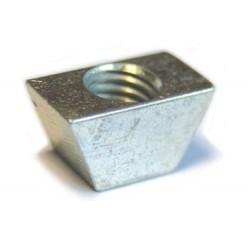 Mini Mini Wedge Nut M8 W/N BZP (BOX OF 100 PCS)