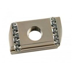 M-6 PLAIN CHANNEL NUT BZP