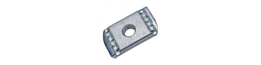 M-10 PLAIN CHANNEL NUT